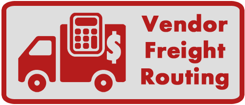 Vendor Freight Routing