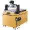 Product: CNC Kit, PM-2X4SPK - with Electro Spindle, 3 hp, 1 Ph, 230 V