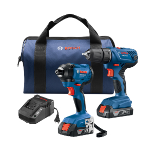 Product Image: Cordless 2-Tool Combo Kit