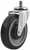 Product: Shopping Cart Casters - Medium Duty, 200 lb Weight Capacity