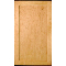 Product: Mellowood Series Straight Grain Plywood Panels - Plywood, Recessed Panel Door Style