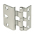 Product: Lipped Hinges, 5 Knuckle - Designed for Inset Doors